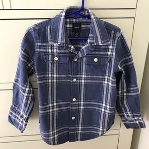 Gap Toddler Boys Button Down Shirt